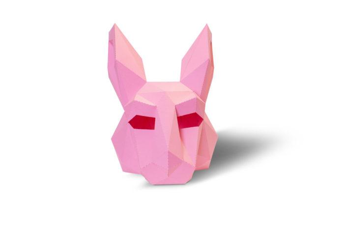 3D paper mask 15