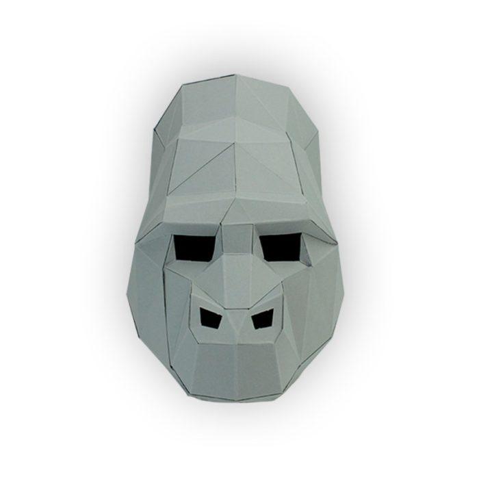 3D paper mask 4