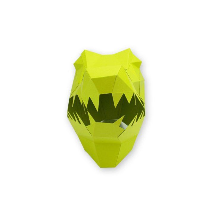 3D paper mask 11