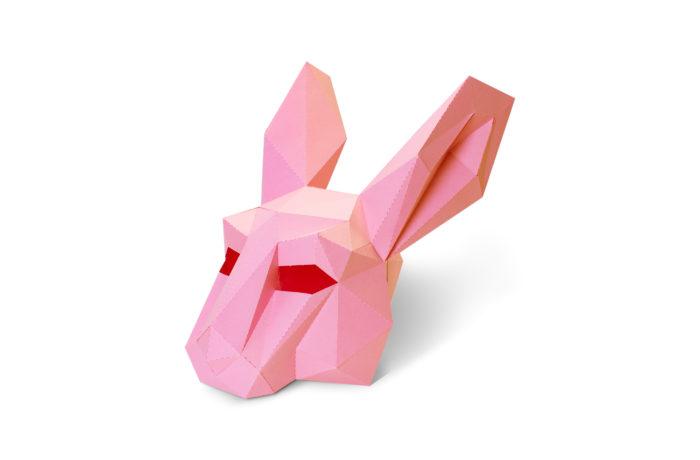 3D paper mask 9