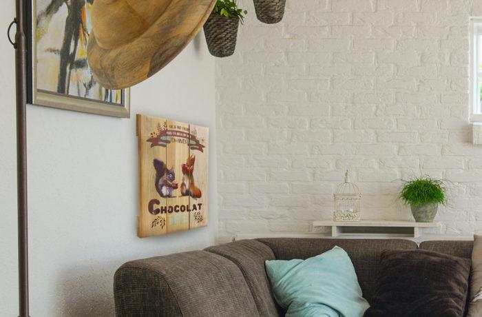 Tableau palette Ecureuil 2 3760271839149