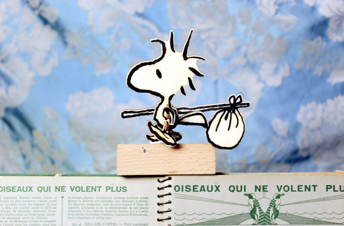 Les P'tits bidules Snoopy Woodstock 2