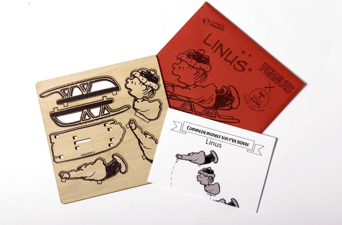 Les P'tits bidules Snoopy Linus 3