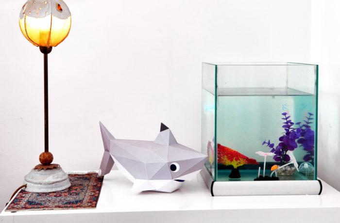 Trophée Babies Requin 2