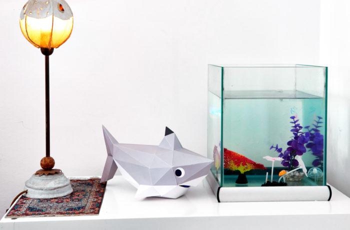 Trophée Babies Requin 3