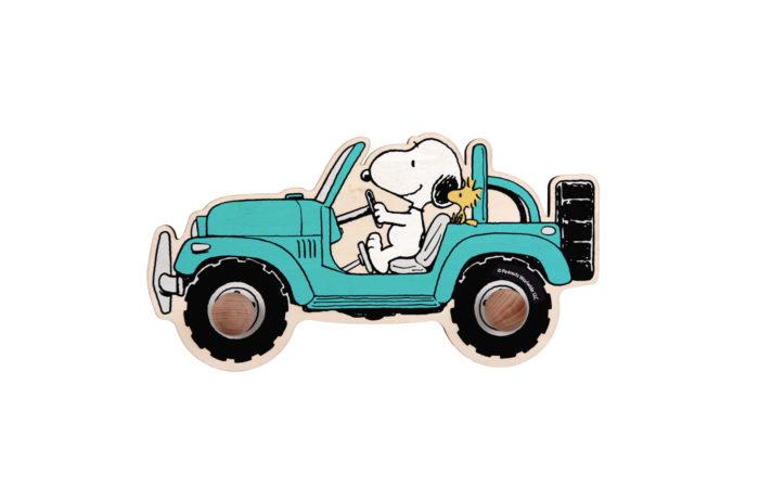 Porte-manteau Snoopy 1