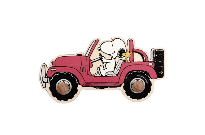 Porte-manteau Snoopy 5