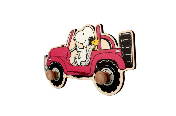 Porte-manteau Snoopy 6