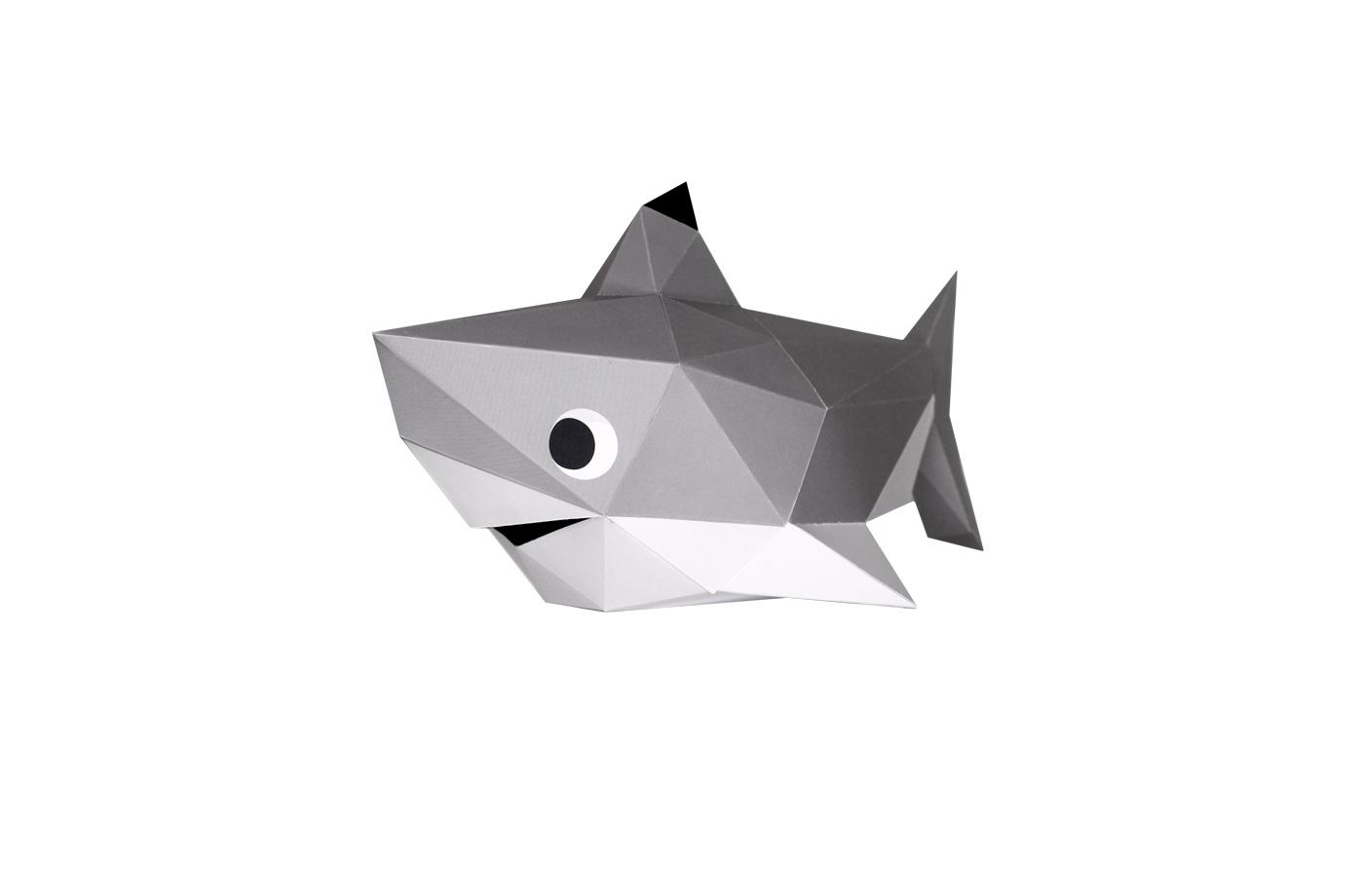 Trophée Babies Requin 4