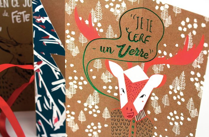 Pack cartes Noël 3 3760271838418