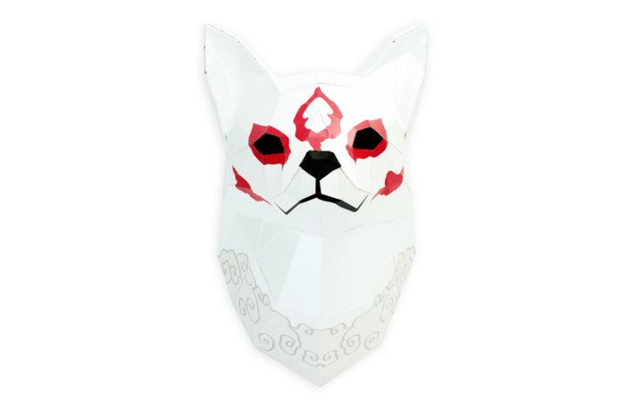 Small Japanese fox 1