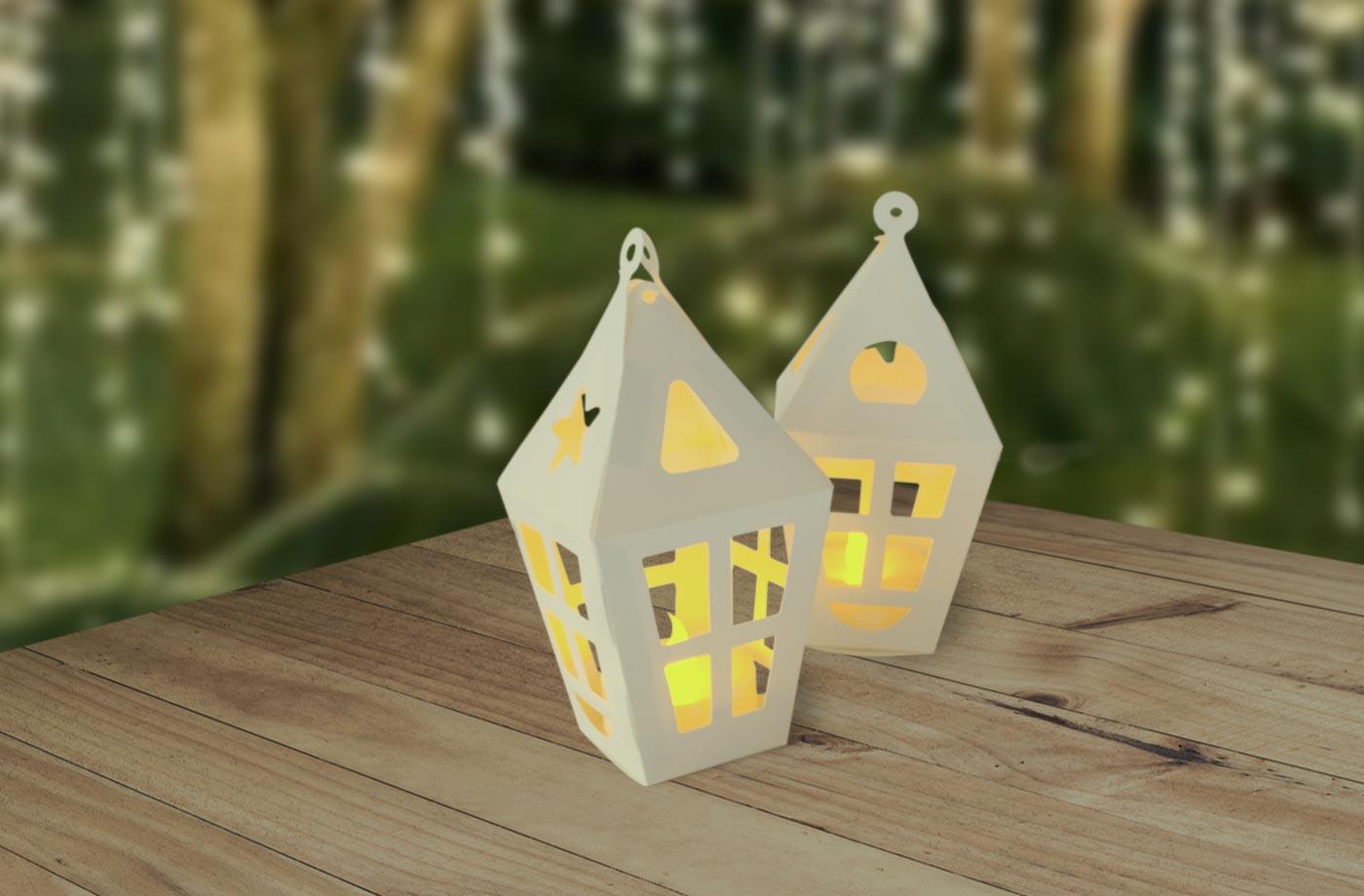 Lanterne photophore 3 3701310203750