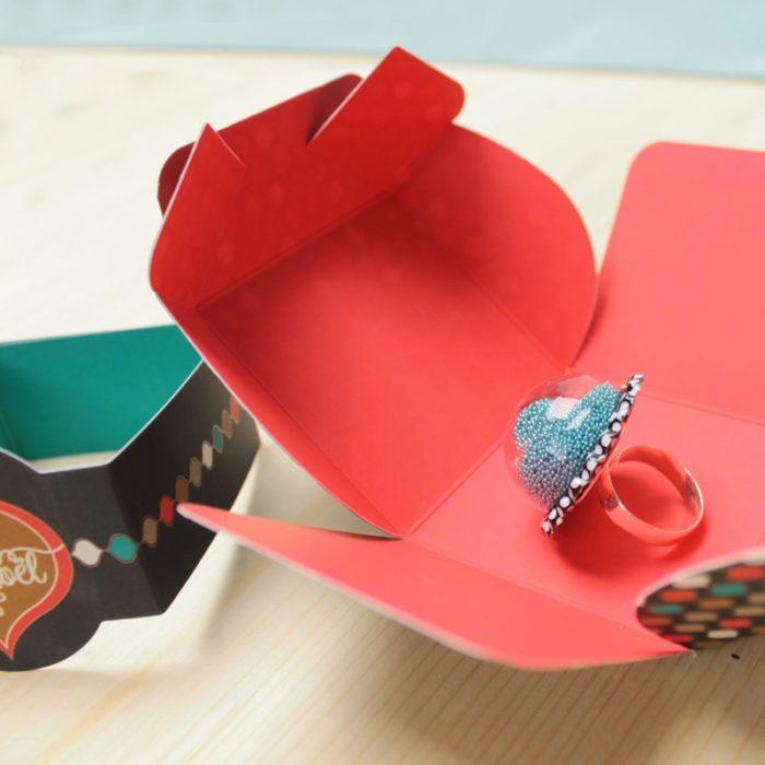 Boîtes bague granny en papier 4 3650049002199