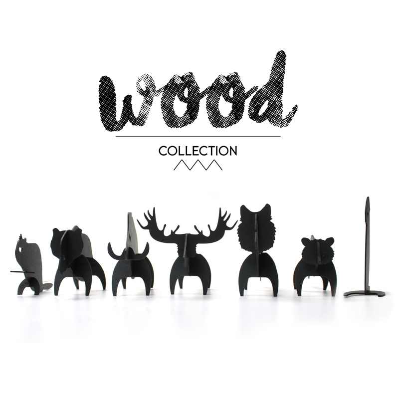 Animaux wood
