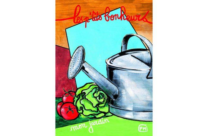 Garden postcard 1