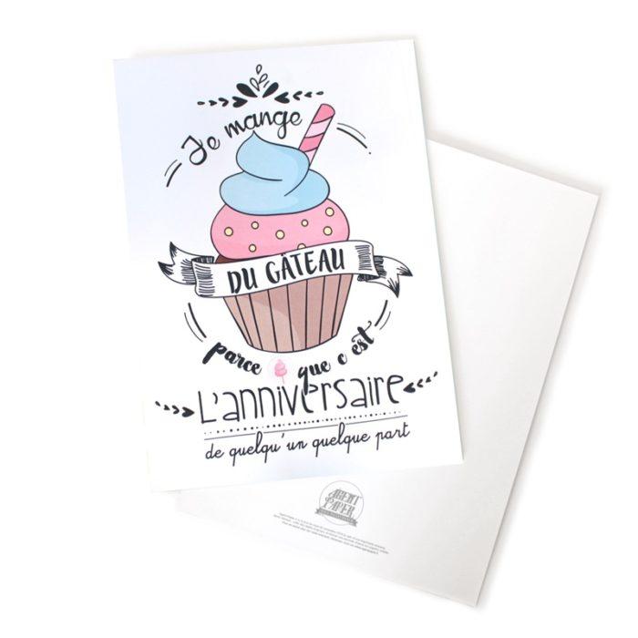 Cake card 1