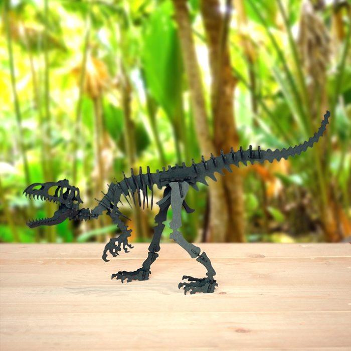 Cardboard tyrannosaurus 4