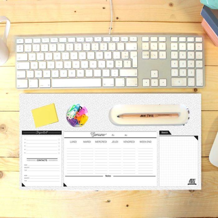 Office desk pad 2