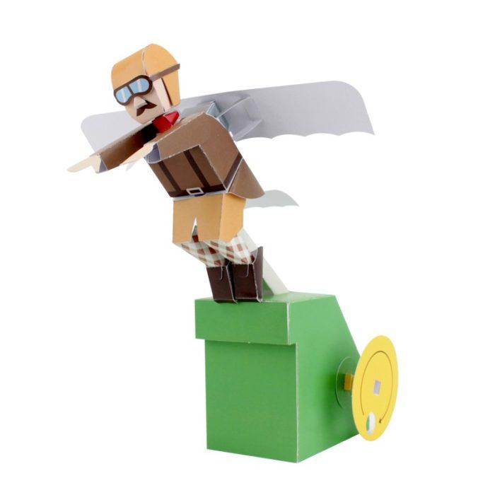 Crash test aviateur - Keisuke 1 3760271834229