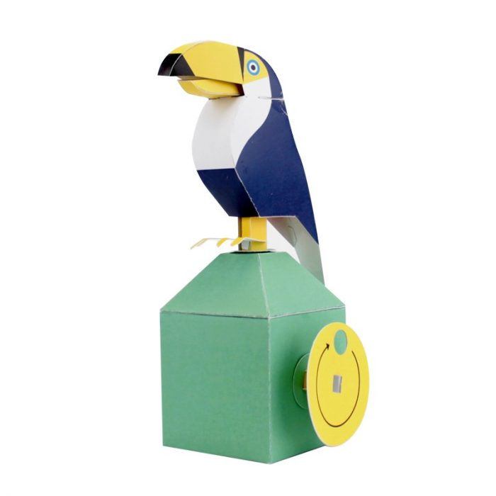 French toucan - Keisuke