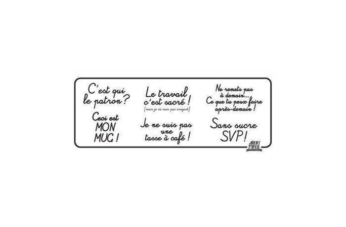 Stickers memo