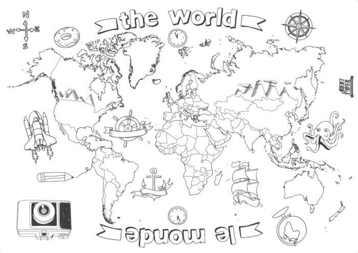 Poster mappemonde à colorier 1200x800 1 3650049000423