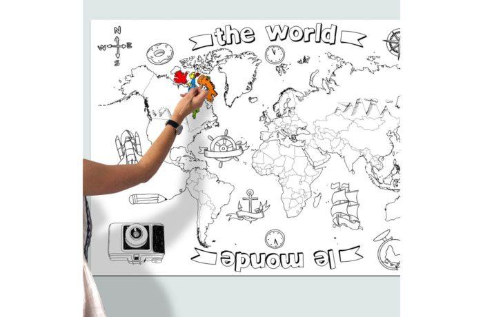 Poster mappemonde à colorier 1200x800 2 3650049000423
