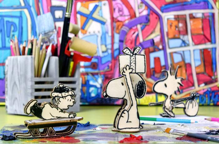 Les P'tits bidules Snoopy 2
