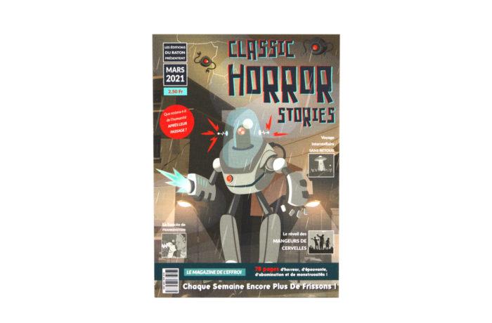 Affiche Horror Stories