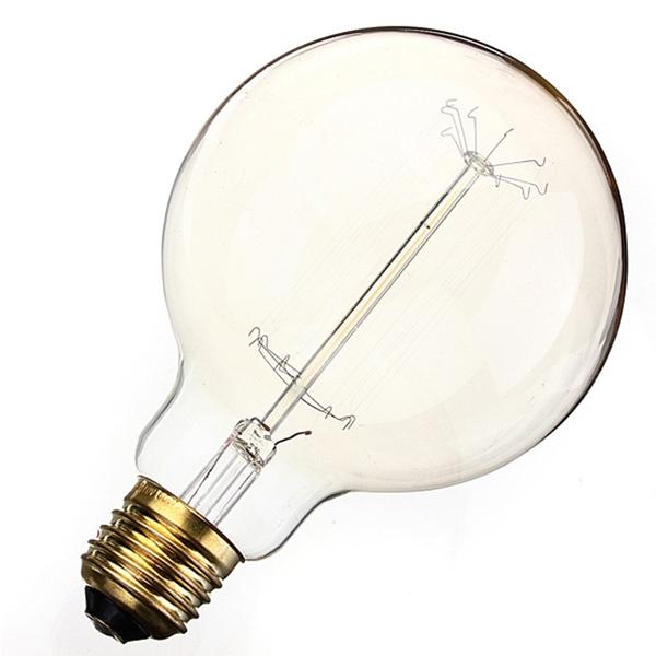 Grosse ampoule LED à filament
