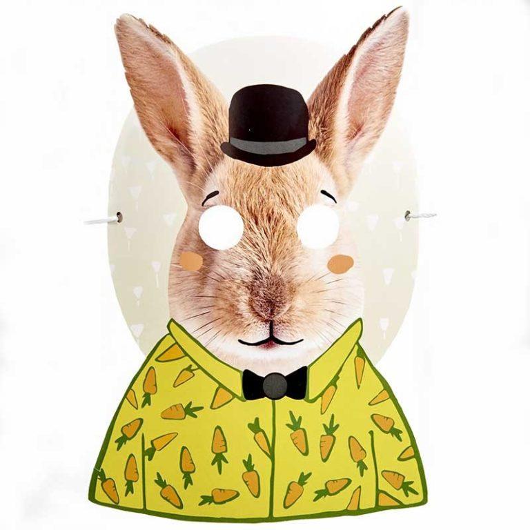 Rabbit pet pals mask