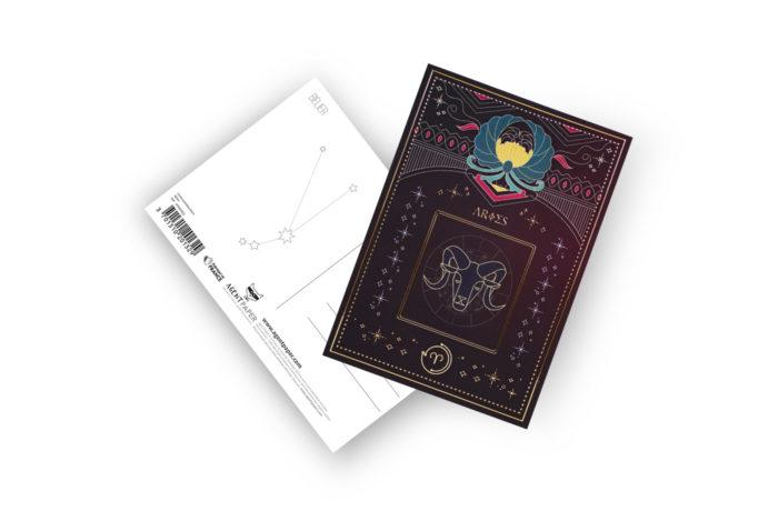 Astro postcards 3