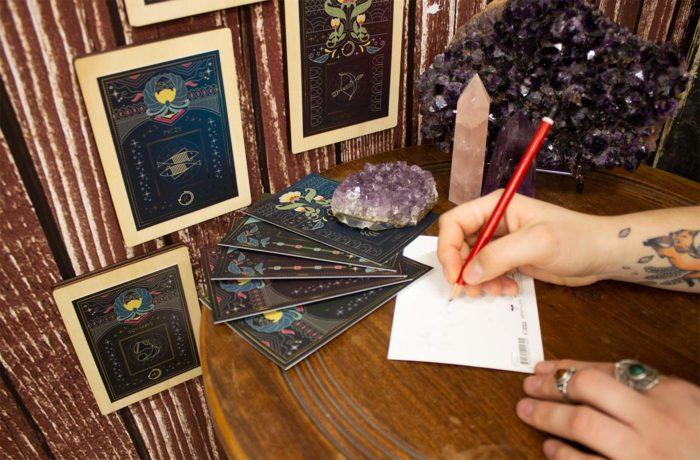 Astro postcards 2