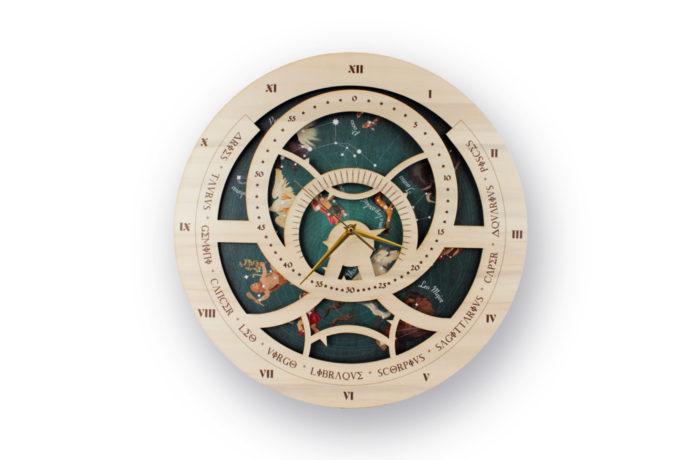 Horloge Astrolabe