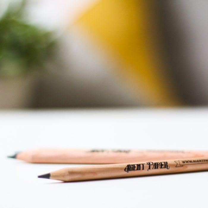 Crayon à papier en bois 4 3650049001239